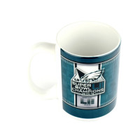 Philadelphia Eagles Super Bowl LII Champions Logo NFL Becher (440 ml)