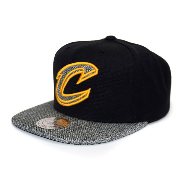 Cleveland Cavaliers Woven Snapback NBA Cap