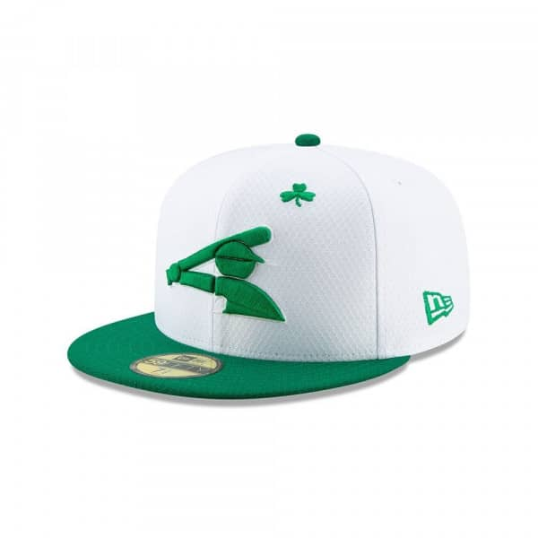 Chicago White Sox 2019 St. Patrick's Day 59FIFTY Fitted MLB Cap