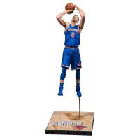 NBA 2K19 Kristaps Porzingis New York Knicks Action Figur
