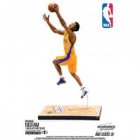 NBA Series 30 Brandon Ingram Los Angeles Lakers Basketball Figur (16 cm)