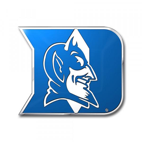 Duke Blue Devils Aluminium Color NCAA Team Emblem