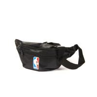 NBA Logo Black Basketball Bauchtasche