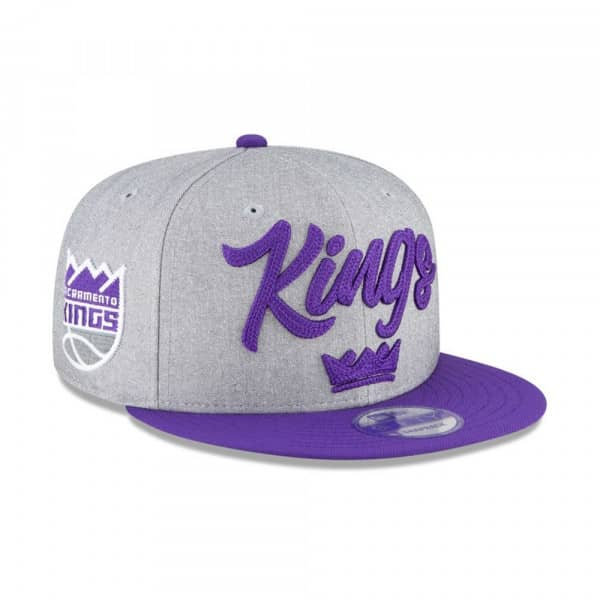 Sacramento Kings Authentic On-Stage 2020 NBA Draft New Era 9FIFTY Snapback Cap