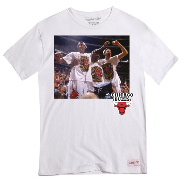 Chicago Bulls Photo Real NBA T-Shirt