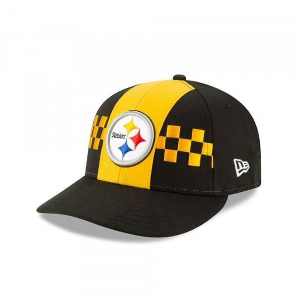 promo code 030c3 273e4 New Era Pittsburgh Steelers 2019 NFL Draft Low Profile 59FIFTY Fitted Cap  On-Stage   TAASS.com Fan Shop