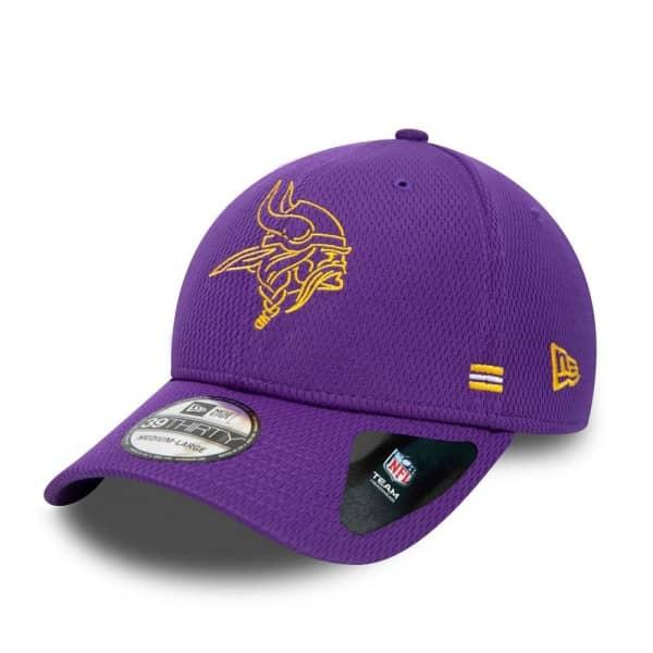 Minnesota Vikings Unofficial 2020 NFL Sideline New Era 39THIRTY Flex Cap Home