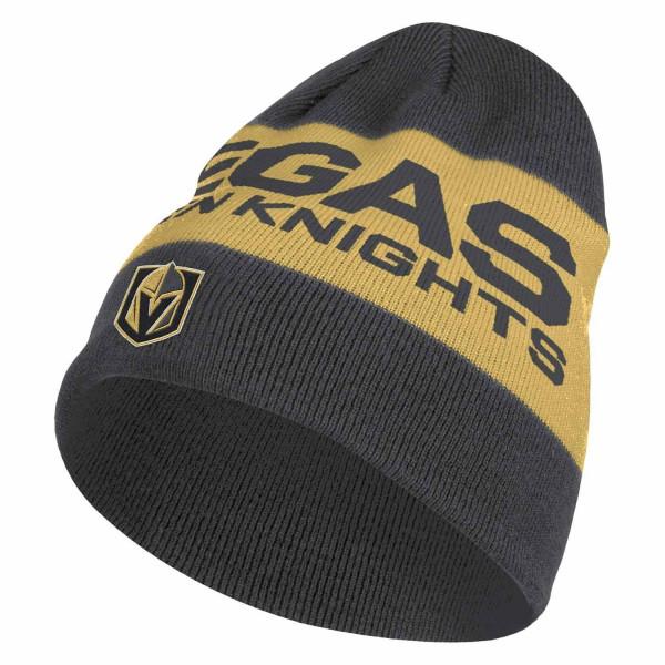 Vegas Golden Knights 2019/20 Coach Beanie NHL Wintermütze