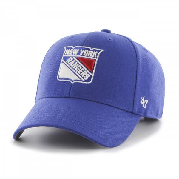 New York Rangers MVP Adjustable NHL Cap