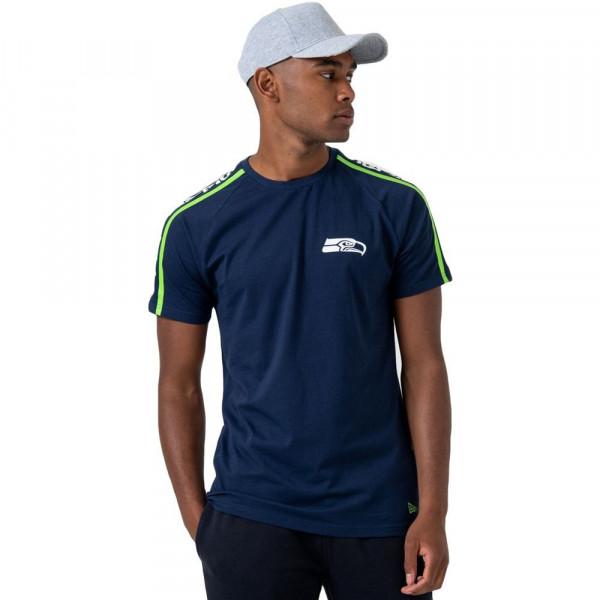 Seattle Seahawks Shoulder Print NFL T-Shirt