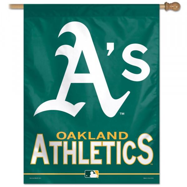 Oakland Athletics Baseball MLB Fahne 90 x 70 cm