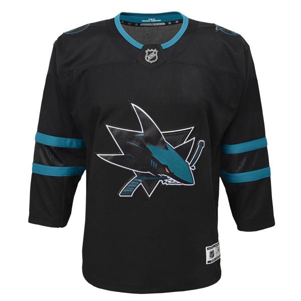 San Jose Sharks Premier Youth NHL Trikot Third (KINDER)