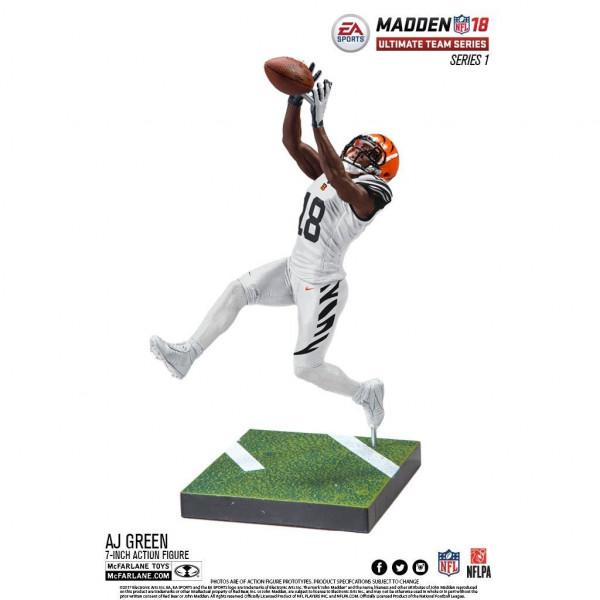 Madden NFL 18 AJ Green Cincinnati Bengals Action Figur
