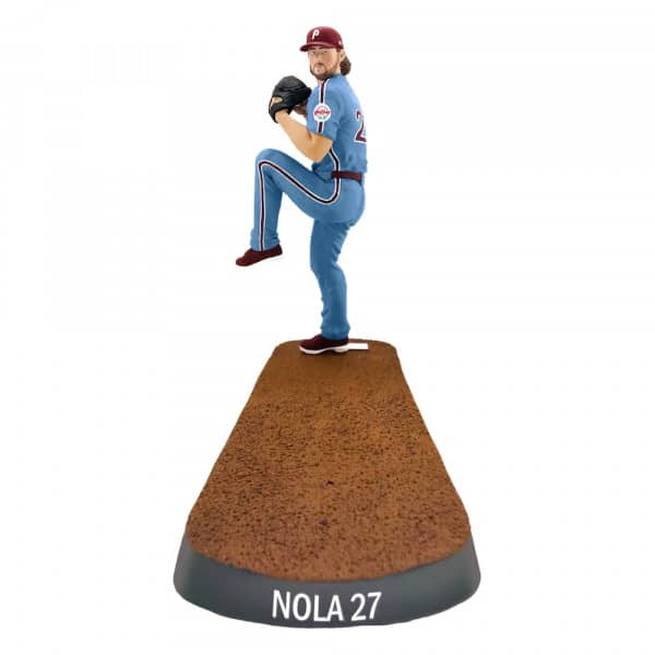 2019 Aaron Nola Philadelphia Phillies MLB Action Figur