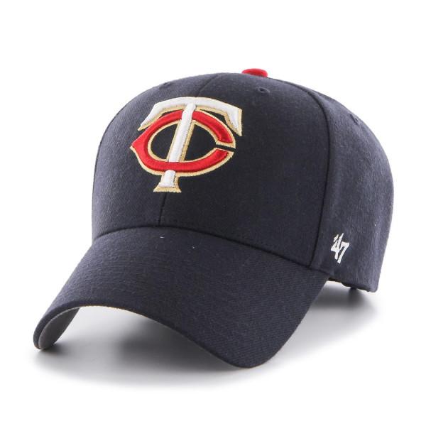 Minnesota Twins '47 MVP Adjustable MLB Cap Alternate Navy