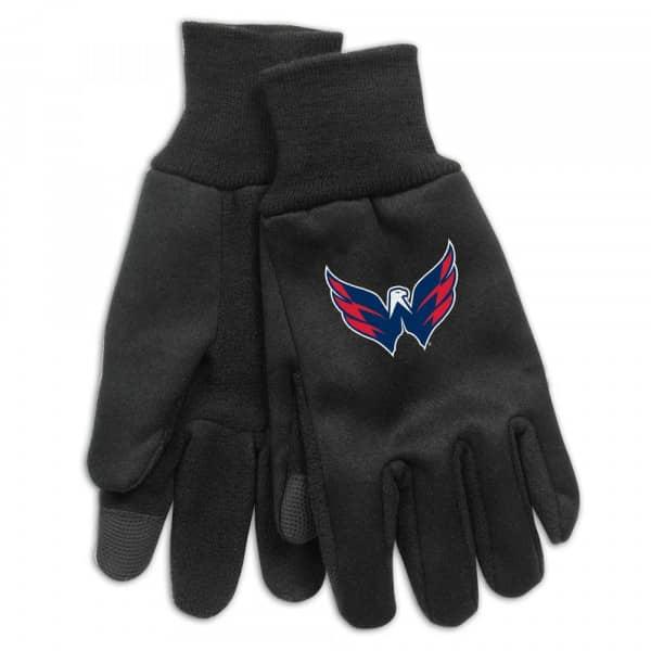 Washington Capitals Technology Touch-Screen NHL Handschuhe