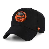 New York Islanders '47 MVP Snapback NHL Cap Schwarz