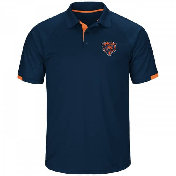 Chicago Bears Club Seat NFL Poloshirt