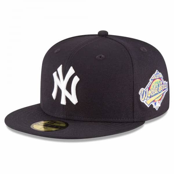 New York Yankees 1996 World Series Cooperstown 59FIFTY Fitted MLB Cap