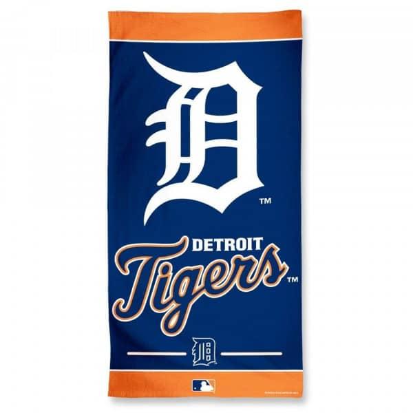 Detroit Tigers Baseball MLB Strandtuch
