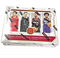 2018/19 Panini Cornerstones Basketball Hobby Box NBA