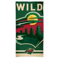 Minnesota Wild WinCraft Spectra NHL Strandtuch
