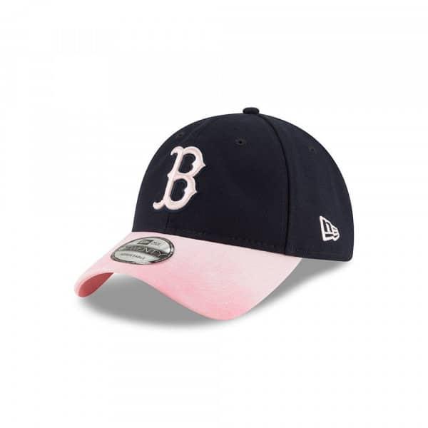 16d908e7 New Era Boston Red Sox 2019 Mother's Day 9TWENTY MLB Cap (WOMEN'S) |  TAASS.com Fan Shop