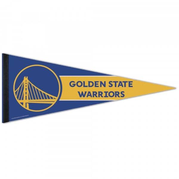 Golden State Warriors Big Logo Premium NBA Wimpel