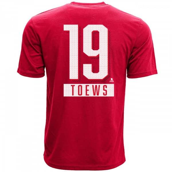 Jonathan Toews #19 Chicago Blackhawks Icing Player NHL T-Shirt