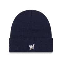 Milwaukee Brewers 2018 On-Field Sport Knit MLB Wintermütze Game
