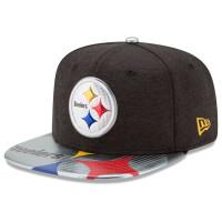 Pittsburgh Steelers 2017 NFL Draft Snapback Cap