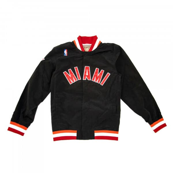 Miami Heat 1996-97 Authentic Warm Up Mitchell & Ness NBA Jacke