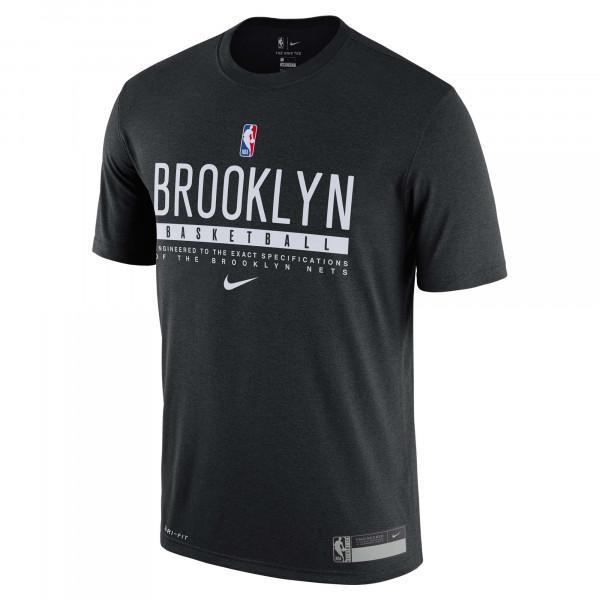 Brooklyn Nets 2020/21 NBA Practice Nike Performance T-Shirt