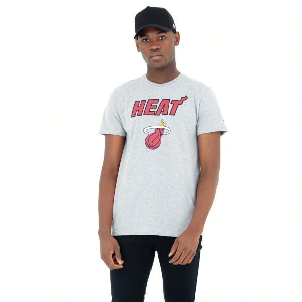 Miami Heat Team Logo NBA T-Shirt