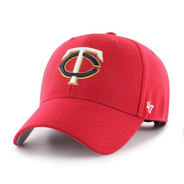 Minnesota Twins '47 MVP Adjustable MLB Cap Rot