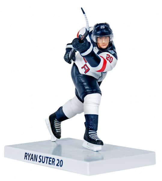 Ryan Suter Team USA WCH 2016 NHL Figur (16 cm)