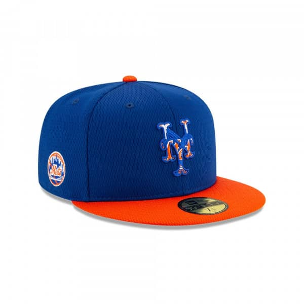 New York Mets 2020 Authentic Spring Training 59FIFTY Fitted MLB Cap