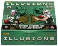 2018 Panini Illusions Football Hobby Box NFL