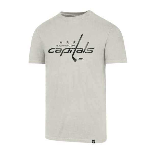 Washington Capitals Inkblock '47 Brand Flatiron NHL T-Shirt