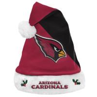 Arizona Cardinals FOCO Basic Santa NFL Weihnachtsmannmütze