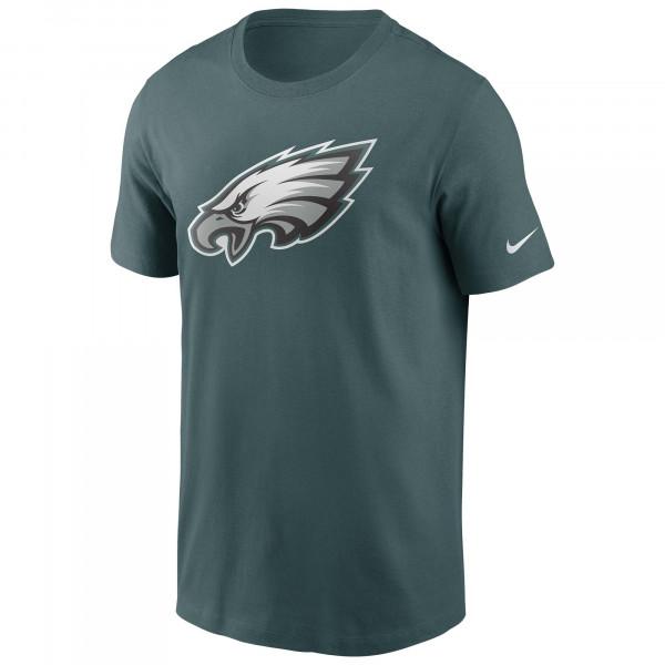 Philadelphia Eagles Nike Essential Logo NFL T-Shirt Grün