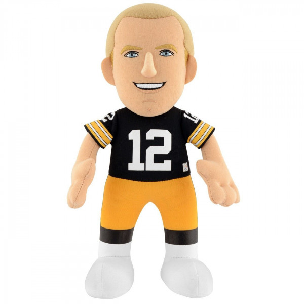 Terry Bradshaw Pittsburgh Steelers NFL Plüsch Figur