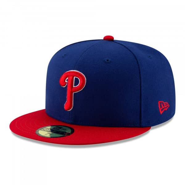 Philadelphia Phillies Authentic 59FIFTY Fitted MLB Cap Alternate