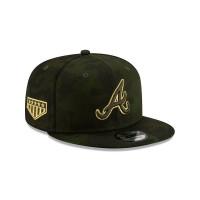 Atlanta Braves 2019 Armed Forces Day 9FIFTY Snapback MLB Cap