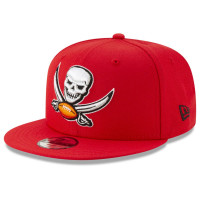 Tampa Bay Buccaneers Logo Elements 9FIFTY Snapback NFL Cap