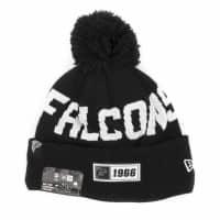 Atlanta Falcons Black 2019 NFL Sideline Sport Knit Wintermütze Road