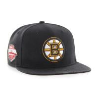 Boston Bruins '47 Sure Shot Snapback NHL Cap
