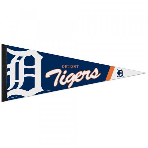Detroit Tigers Big Logo Premium MLB Wimpel