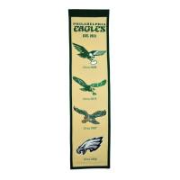Philadelphia Eagles NFL Premium Heritage Banner