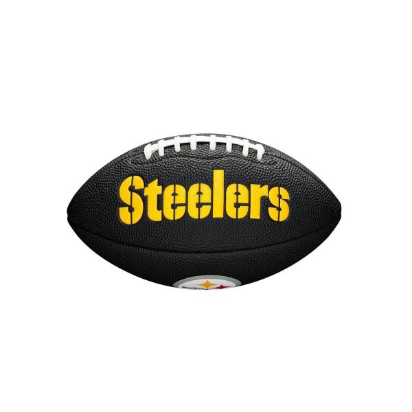 Pittsburgh Steelers NFL Mini Football Schwarz
